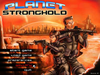 planet stronghold linux